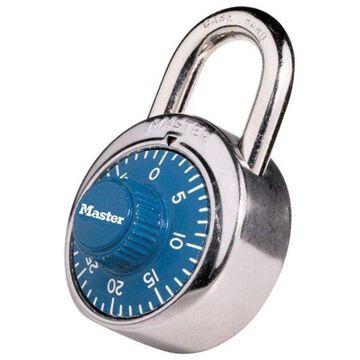 Master Lock Blue Combination Padlocks