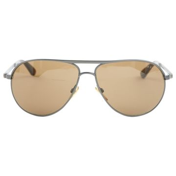 Tom Ford Anthracite Metal Sunglasses