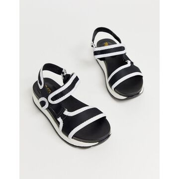 Truffle Collection sporty flatform sandals