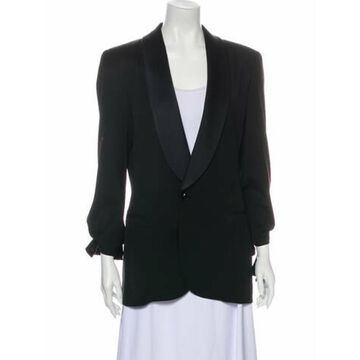 Virgin Wool Blazer w/ Tags Wool