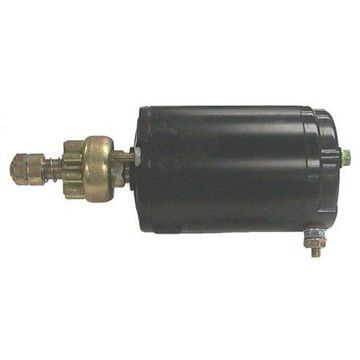 Sierra 18-5627 Outboard Starter for Select Johnson/Evinrude Outboard Marine Engines