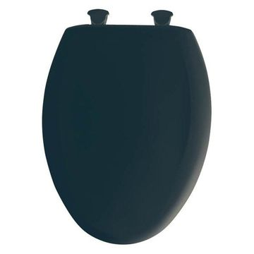 Bemis 1200SLOWT 325 Plastic Elongated Slow-Close Toilet Seat, Verde Green