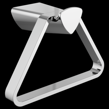 Delta Zura Towel Ring Chrome