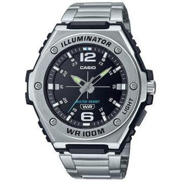 Casio Men's Stainless Steel Bracelet Watch 50.6mm