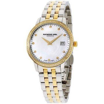 Toccata Mother of Pearl Dial Ladies Watch 5388-SPS-97081