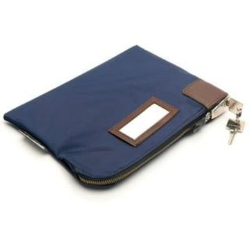 Honeywell Key Lock Deposit Zipper Bag