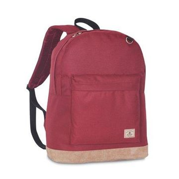 Suede Bottom Classic Backpack