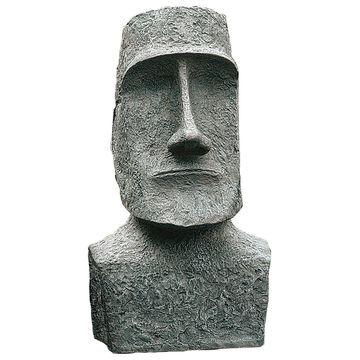 Design Toscano Large Easter Island Moai Head