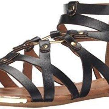 Qupid Women's LANA-402 Gladiator Sandal