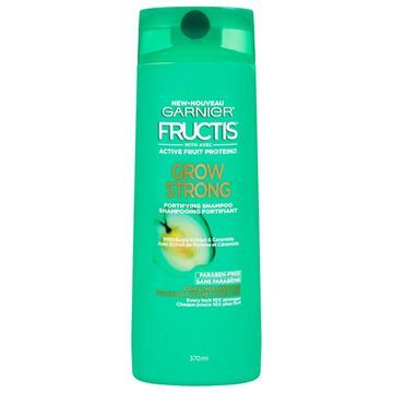 Garnier Fructis Grow Strong, Fortifying Shampoo 370 ml