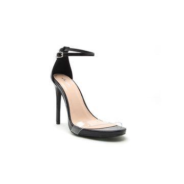 Qupid Womens Cece-02x Heeled Sandals