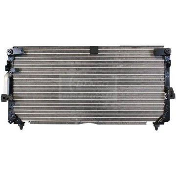 Denso 477-0122 AC Condenser