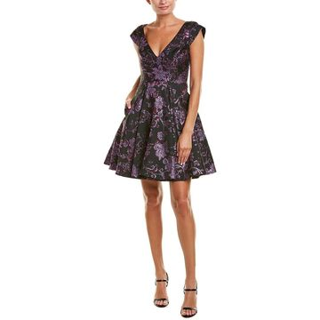 Zac Zac Posen Womens Cocktail Dress