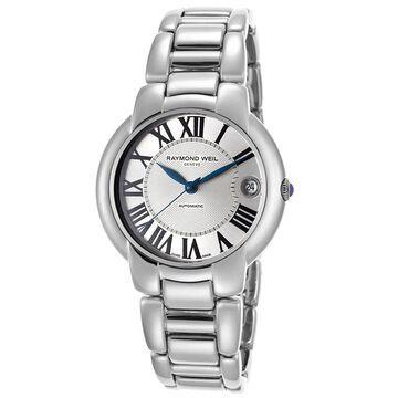 Raymond Weil Women's 2935-ST-00659 'Jasmine' Automatic Stainless Steel Watch