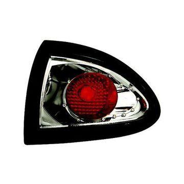 IPCW 95-02 Pontiac Sunfire Tail Lamps 4 Door (2 ps.Outer) Smoke CWT-CE306CS Pair