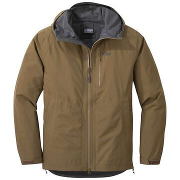 Outdoor Research Men's Foray Jacket - Small - Coyote