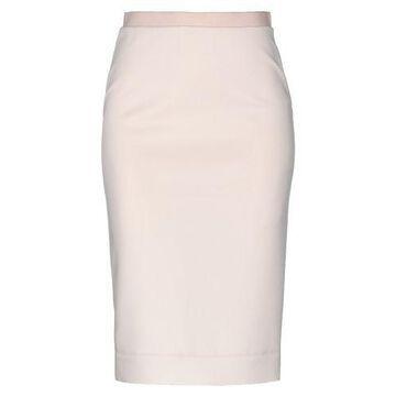 SISTE' S Knee length skirt