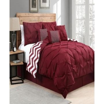 Emeline 12 Pc King Bed In A Bag Bedding
