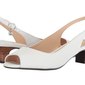 J. Renee Aldene (Pure White) High Heels