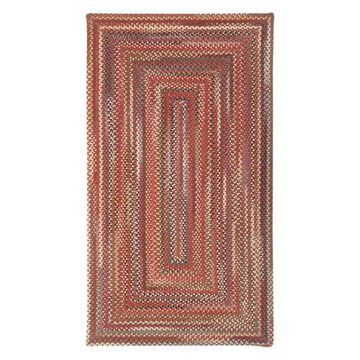Capel - Portland 0346 - 9ft 2in x 13ft 2in Red