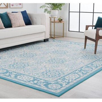 Bliss Rugs Alyssia Traditional Area Rug