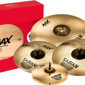 Blemished AAX X-Plosion Cymbal Pack Regular 190839480101