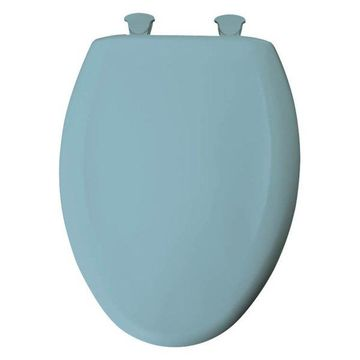 Bemis, Toilet Seat, Twilight Blue, 3