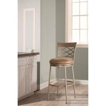 Hillsdale Furniture Hutchinson Swivel Counter Stool