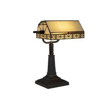 Lavish Home Bankers Lamp