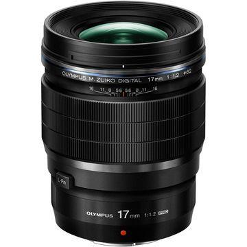 Olympus 17mm f1.2 PRO Lens