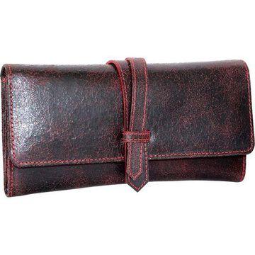 Nino Bossi Crackle Flap Wallet