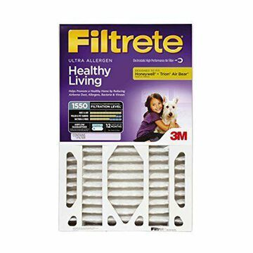 NEW Filtrete Allergen Reduction Filter 20 Inch by 25 4 Pack FREE SHIPPING