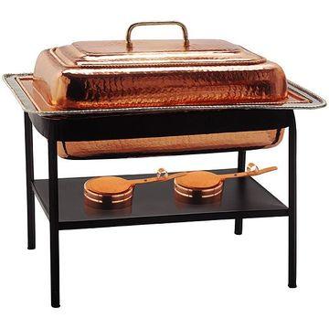 Old Dutch Copper 8-quart Chafing Dish