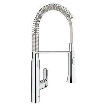 GROHE K7 Chrome Single-Lever Faucet