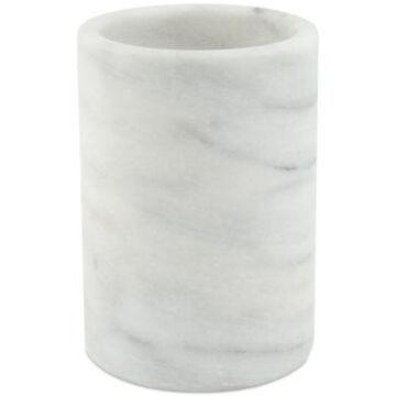 Thirstystone White Marble Wine Chiller & Utensil Crock