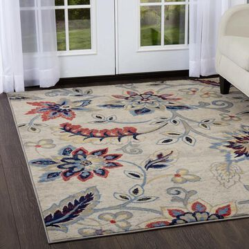 Home Dynamix Floral Area Rug