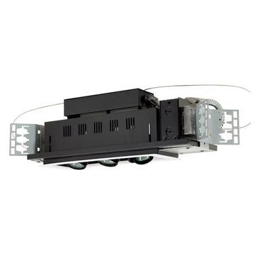 Mg1650-3Ewb 3-Light Double Gimbal Linear Recessed Low Voltage Fixture
