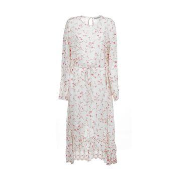 Essentiel Antwerp Flower Print Dress