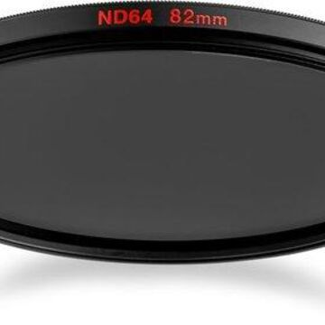 Manfrotto MFND64-52 Circular Lens Filter with 6 Stop of Light Loss 52mm (Grey)