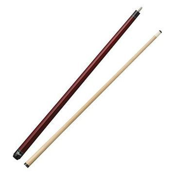 Viper Elite Series Red Unwrapped Cue