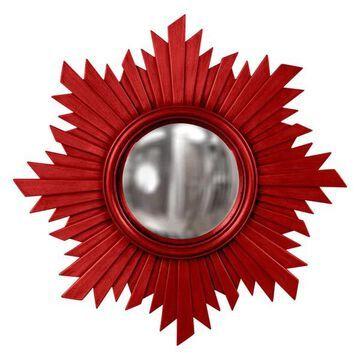 Howard Elliott Euphoria Mirror, Red