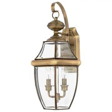 Quoizel Newbury Outdoor Lantern