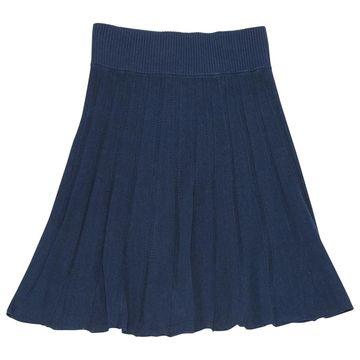 Apc \N Navy Cotton Skirts