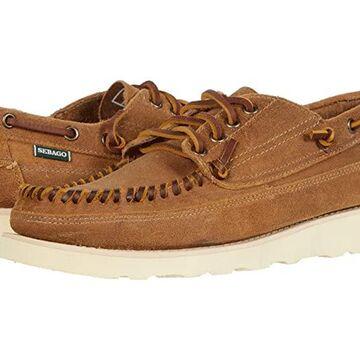Sebago Keuka (Beige/Camel) Men's Shoes
