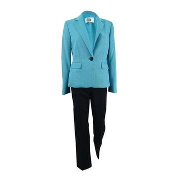 Le Suit Women's Colorblocked Pantsuit