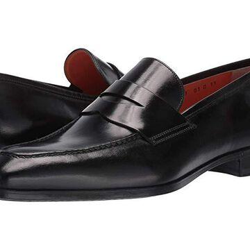 Santoni Gavin Simon Penny Loafer Men's Shoes