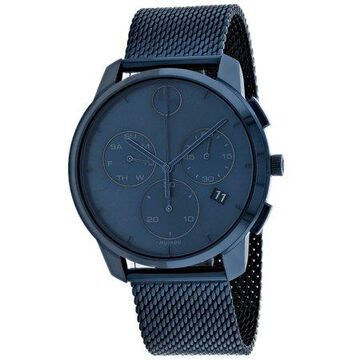 Movado Bold Thin Chronograph Mens Watch 3600633