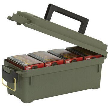 Plano Compact Shot Shell Field/ammo Box - O.d. Green