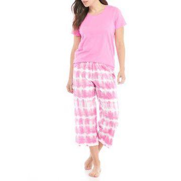 Hue Women's 2 Piece Sleepwear Set -