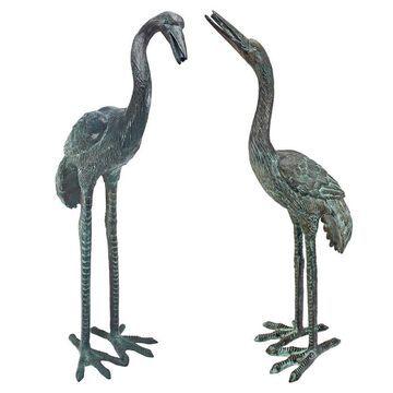 Design Toscano Heron Garden Statue   SU2025